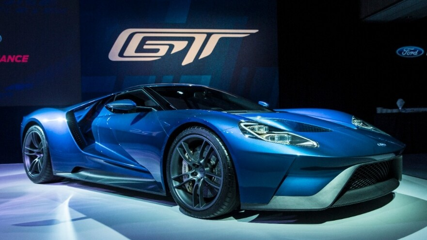 Ford Delivers Performance Feast At Geneva New Focus Rs Makes Public Debut Premieres Ford Gt Supercar In Europe