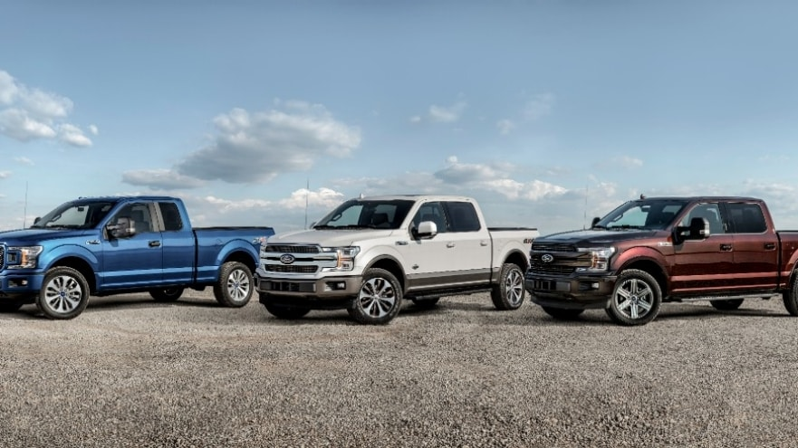 New Ford F150 >> New Ford F 150 Most Advanced F 150 Powertrain Lineup Ever